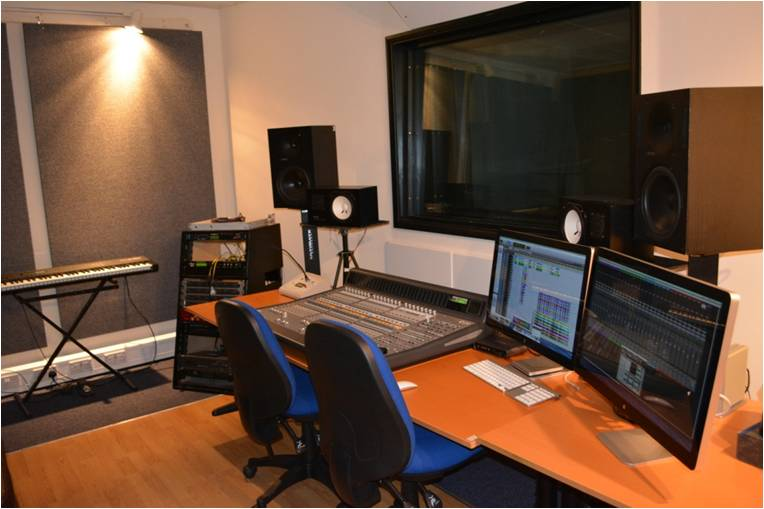 Cool The Studio World Of Sound Largest Home Design Picture Inspirations Pitcheantrous